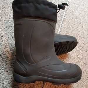 Youth boots WATERPROOF
